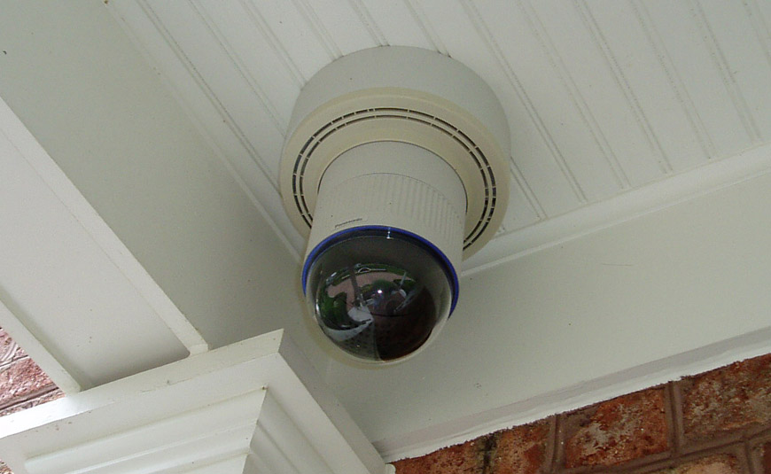 Home Security Monitoring photo