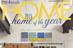 Pittsburgh Magazines 2015 Home of the Year