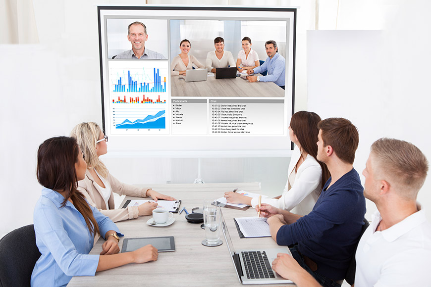 Pittsburgh video conferencing photo