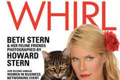 Whirl Magazine cover
